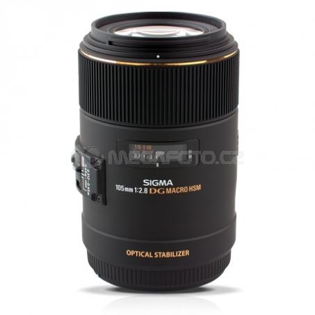 Sigma 105/2,8 DG EX HSM OS Macro Nikon