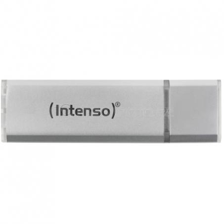 Intenso Alu Line USB2.0 64GB silver