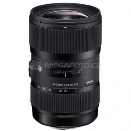 Sigma 18-35/1,8 DC HSM Canon