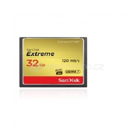 SanDisk Extreme CF 32GB SDCFXS-032G-X46