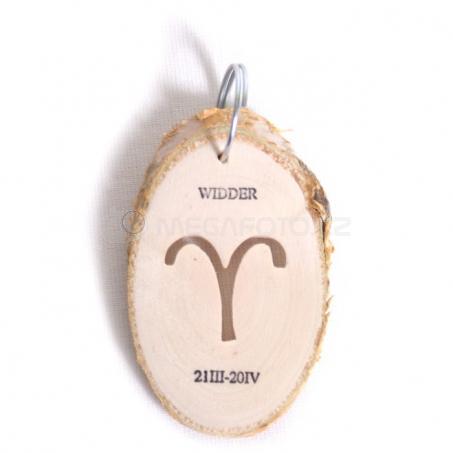 Klíčenka Znamení - Kozoroh (5 kusů v sadě)