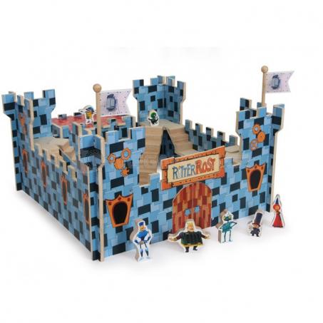 Rytířský hrad dřevěný - Rytíř Rost