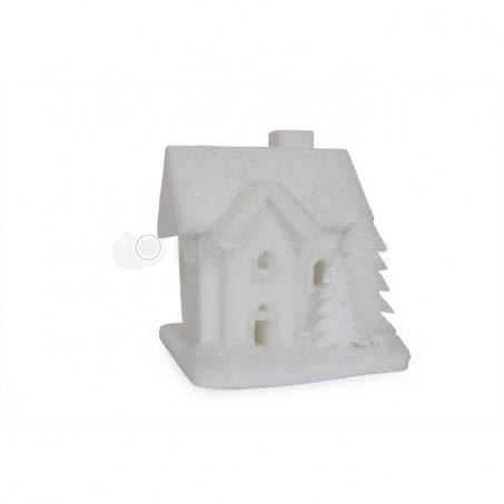 Domek s osvětlením