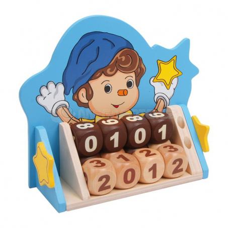 Nekonečný kalendář Pinocchio