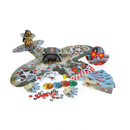 Letadla - stolní hra Sky Race