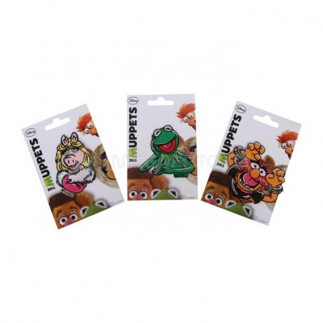 Nažehlovací obrázky - Muppets, 3 kusy