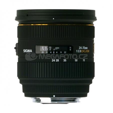 Sigma EX 24-70/2,8 DG HSM Sony