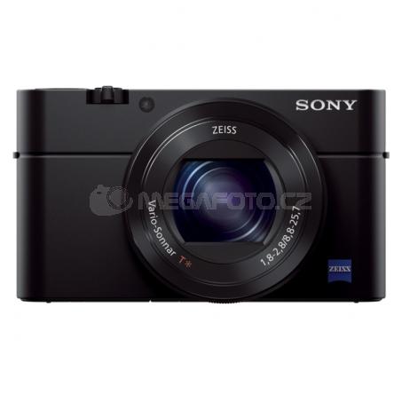 Sony DSC-RX100M3 černá