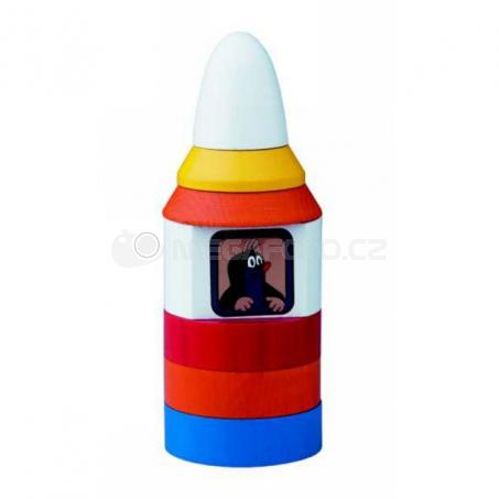 Pyramida Krtek v raketě