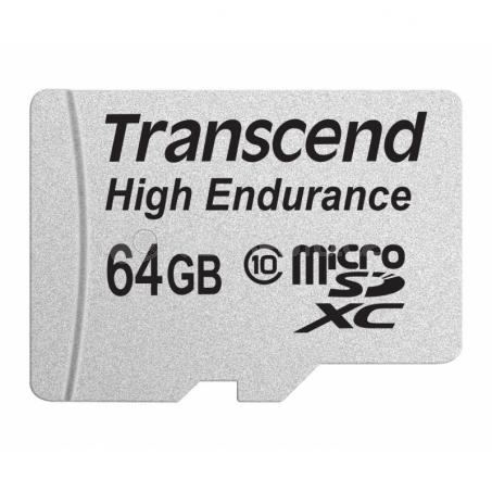 Transcend microSDXC MLC High Endurance 64 GB (TS64GUSDXC10V)