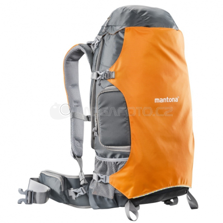 mantona ElementsPro 40 Outdoor Backpack orange [20587]