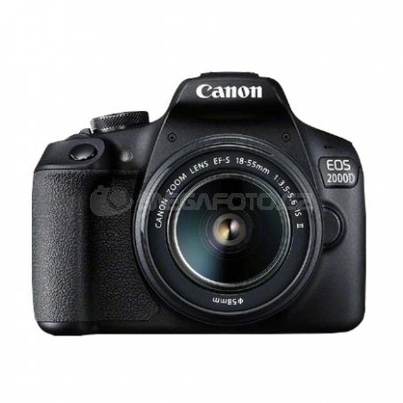 Canon EOS 2000D + 18-55 IS II [2728C003]