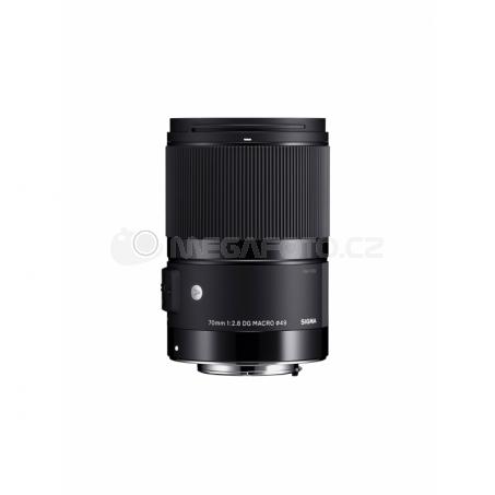 Sigma 70/2,8 DG Macro [A] Canon
