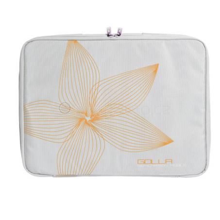 """Golla Laptop Sleeve Autumn mac 15"""" gray"""