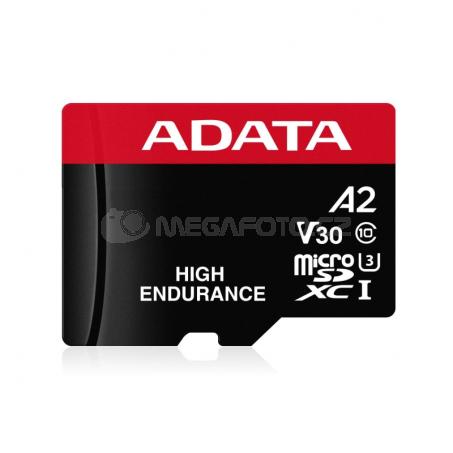 ADATA High Endurance microSDXC 128 GB [AUSDX128GUI3V30SHA2-RA1]