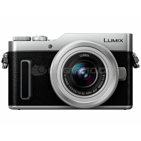 Panasonic Lumix DC-GX880 black/silver + 12-32 mm