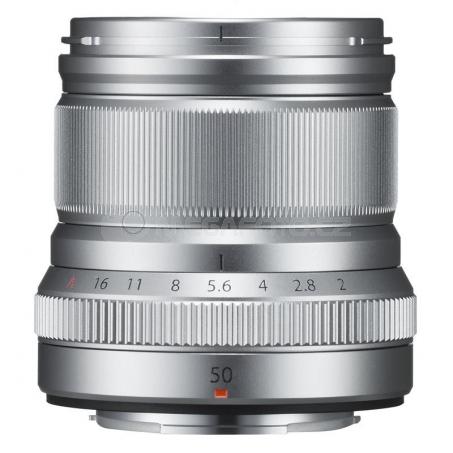 Fujifilm Fujinon XF 50/2,0 R WR silver