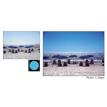 Cokin Polacolor blue P162