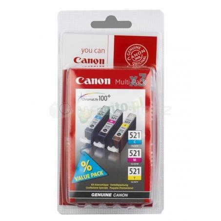 Canon CLI-521 Value Pack