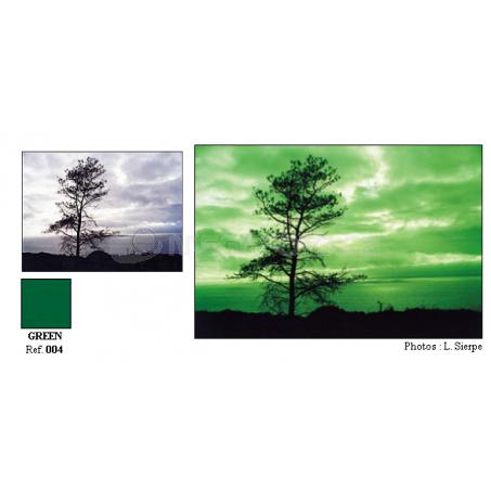 Cokin green P004
