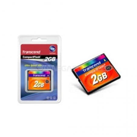 Transcend 133x CompactFlash 2 GB