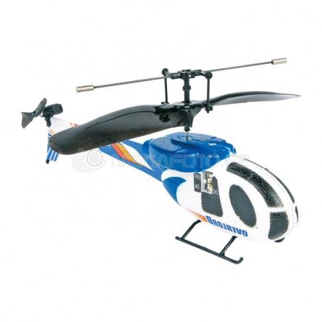 Helikoptéra modrá