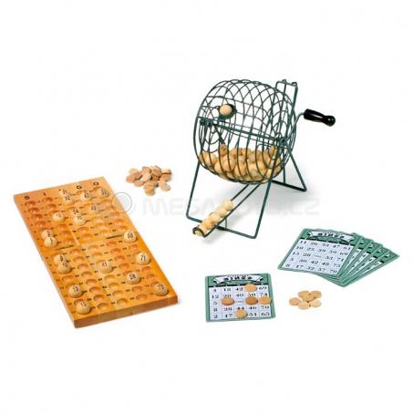 Bingo dřevěné