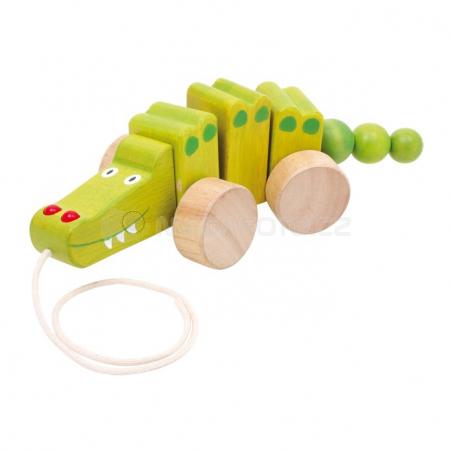 Tahací krokodýl