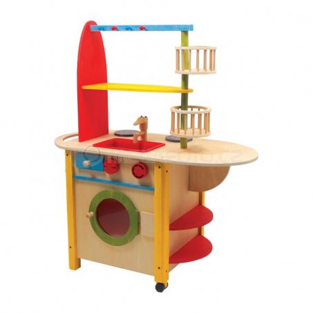 Dětská kuchyně De Luxe