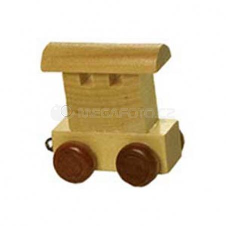 Vagónek - ukončení vláčku