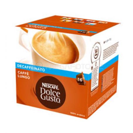 Nescafé Dolce Gusto Caffè Lungo Decaffeinato