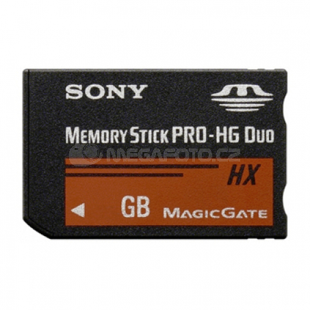 Sony Memory Stick PRO-HG Duo HX 16 GB 50MB/s