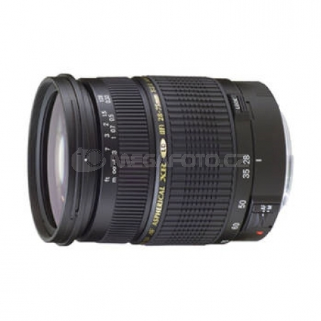 Tamron SP 28-75/2,8 XR Di LD IF Macro
