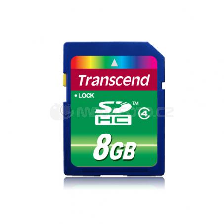 Transcend SDHC 8 GB