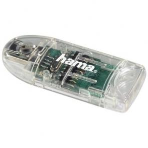 Hama 8in1 SD/MicroSD Card Reader