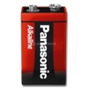 Panasonic Alkaline Power 9V-Block