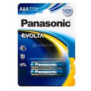 1x2 Panasonic Evolta LR03 Micro