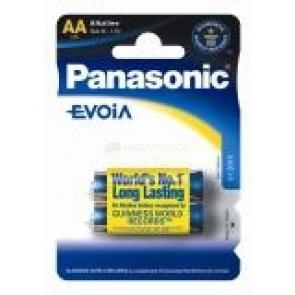 1x2 Panasonic Evolta LR6 Mignon