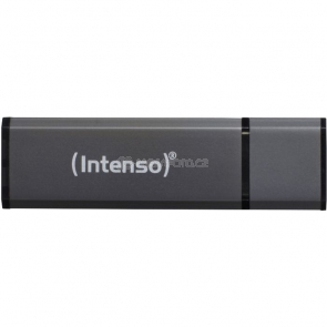 Intenso Alu Line USB2.0 64GB black