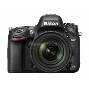 Nikon D610 Kit + AF-S 24-85 VR