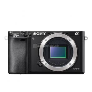 Sony Alpha 6000 Body black