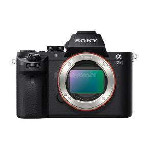 Sony Alpha 7 II (ILCE-7M2) tělo černá
