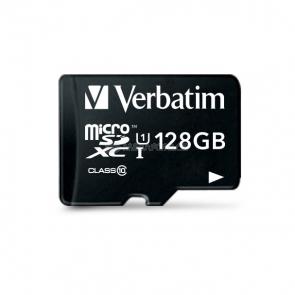 Verbatim microSDXC 128 GB (44085) + SD adapter
