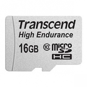 Transcend microSDHC MLC High Endurance 16 GB (TS16GUSDHC10V)