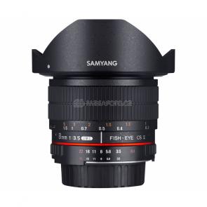 Samyang 8/3,5 UMC Fish-Eye CS II pro Nikon