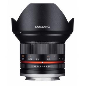 Samyang 12/2,0 NCS CS pro Micro Four Thirds