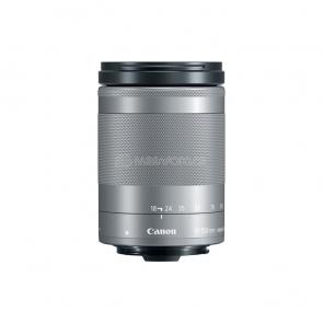 Canon EF-M 18-150/3,5-6,3 stříbrná