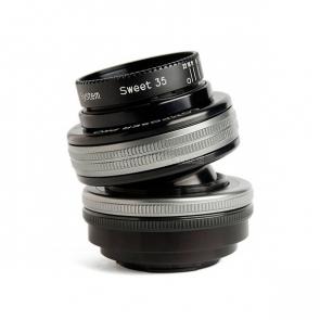 Lensbaby Composer Pro II + Sweet 35 Optic Fuji X [LBCP235F]