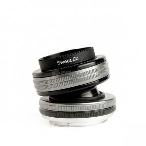 Lensbaby Composer Pro II + Sweet 50 Optic Nikon F [LBCP250N]