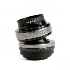 Lensbaby Composer Pro II + Sweet 50 Optic Sony E [LBCP250X]